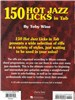 Toby Wine: 150 Hot Jazz Licks In Tab