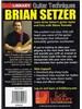 Lick Library: Brian Setzer Guitar Techniques