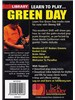 Lick Library: Learn To Play Green Day