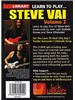 Lick Library: Learn To Play Steve Vai Volume 2
