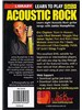Lick Library: Learn To Play Easy Acoustic Rock Volume 3