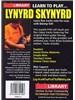 Lick Library: Learn To Play Lynyrd Skynyrd