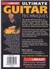 Lick Library: Ultimate Guitar Techniques - Legato Licks And Techniques