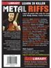 Lick Library: Learn 50 Killer Metal Licks - Volume 2