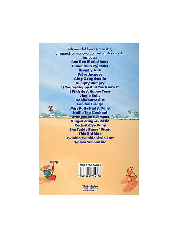 101 Children\'s Songs For Buskers - Melody Line, Lyrics & Chords ...