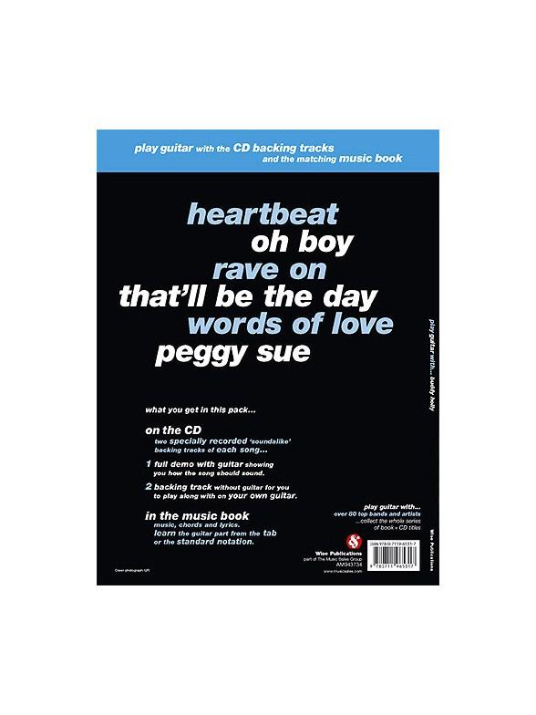 Play Guitar With... Buddy Holly - Guitar Tab Sheet Music - Sheet ...