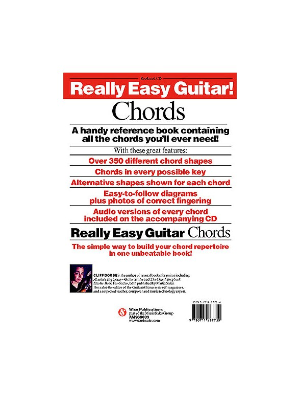 Really Easy Guitar Chords Guitar Books Tuition Musicroom