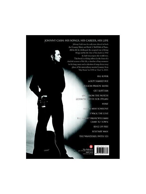 Johnny Cash 1932 2003 Memorial Songbook Piano Vocal Guitar