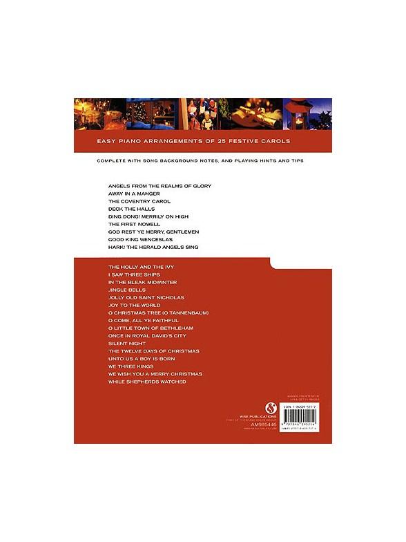 Really Easy Piano: Christmas Carols - Piano Sheet Music - Sheet ...