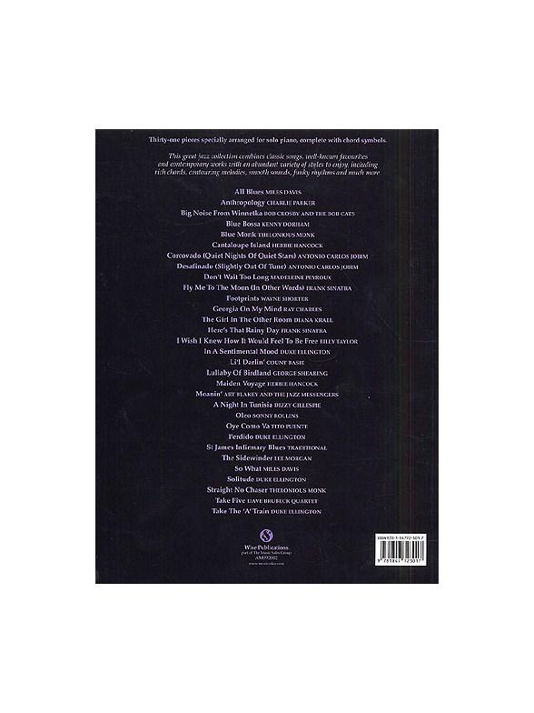 The Jazz Piano Collection Piano Sheet Music Sheet Music