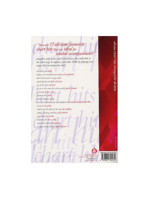 All Time Chart Hits Arranged For Ukulele Ukulele Sheet Music