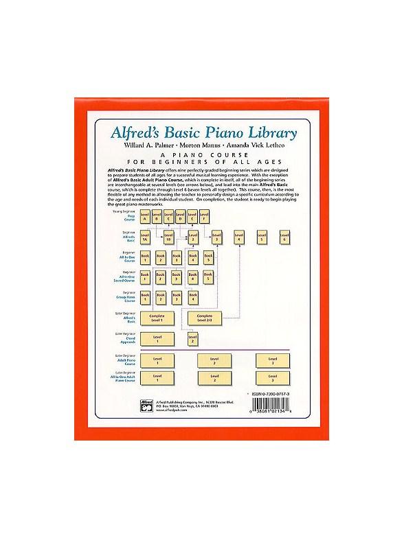Alfreds Basic Piano Library Theory, Bk 3, Palmer, Willard A. and Manus, Morton and L