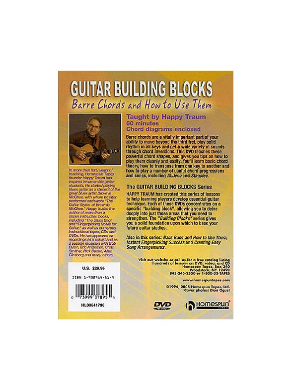 Guitar Building Blocks: Barre Chords And How To Use Them - Guitar ...
