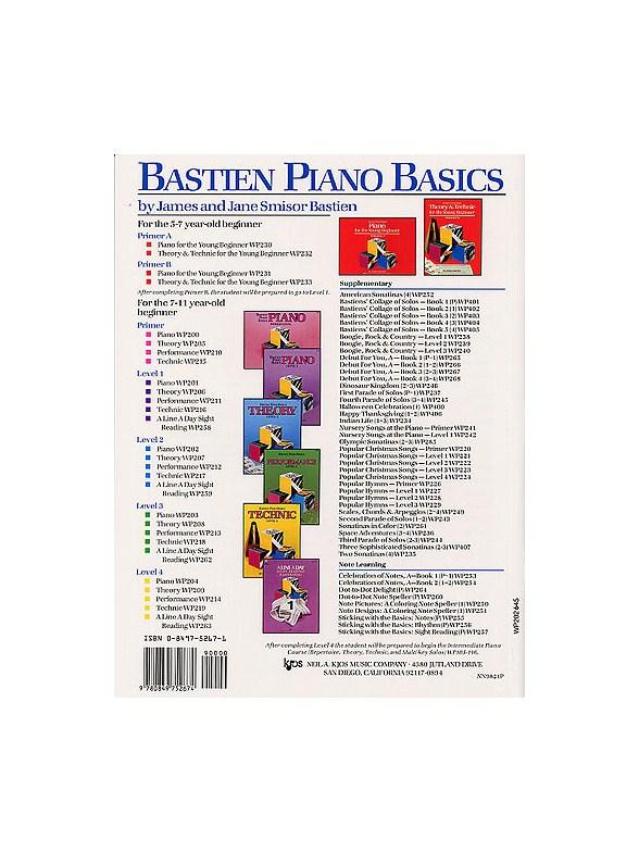 james bastien piano books pdf