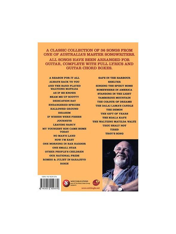 Eric Bogle: Chord Songbook - Lyrics & Chords Sheet Music - Sheet ...