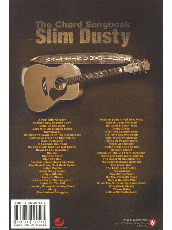 Slim Dusty: The Chord Songbook - Guitar Sheet Music - Sheet Music ...