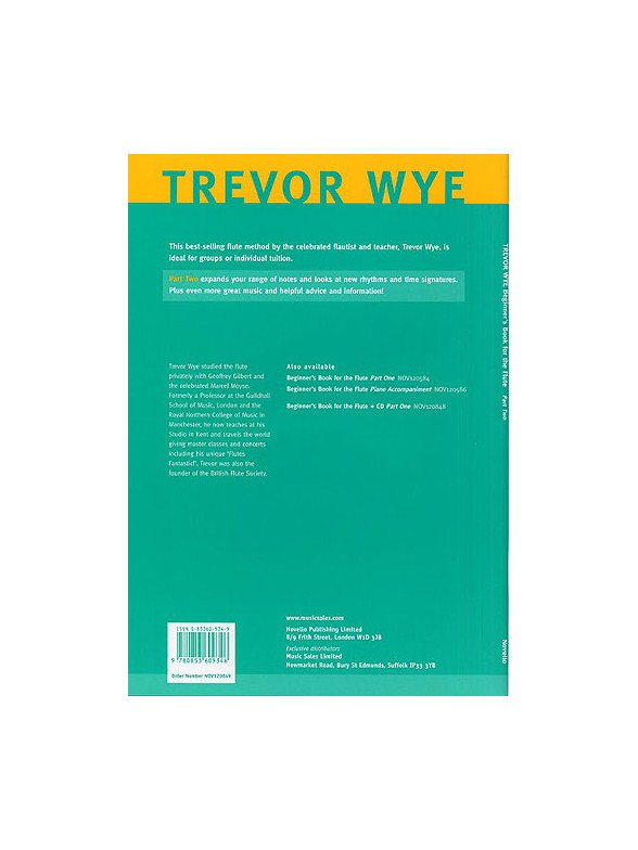 trevor wye beginners book flute pdf