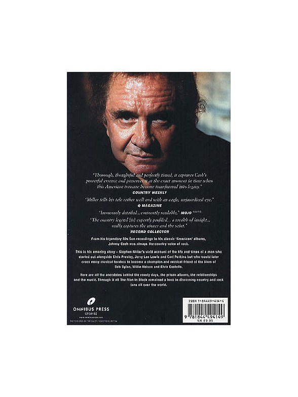 Johnny cash the life of an american icon