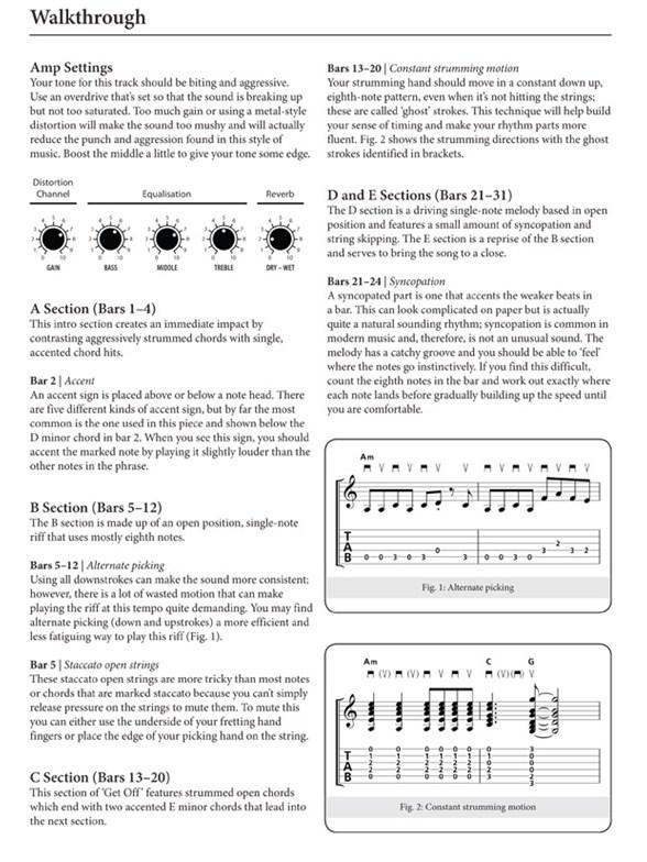 Rockschool Guitar - Grade 1 - Guitar Books - Tuition | musicroom.com.au
