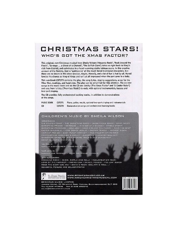 Sheila Wilson Christmas Stars