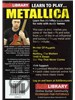 Lick Library: Learn to Play Metallica Volume 2
