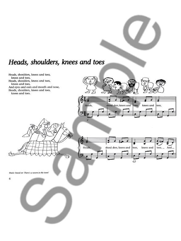 Okki Tokki Unga Melody Line Lyrics Chords Sheet Music Sheet
