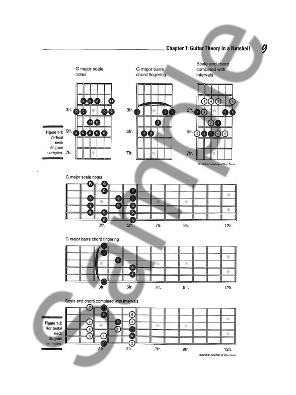 Music Theory for Guitar by Desi Serna