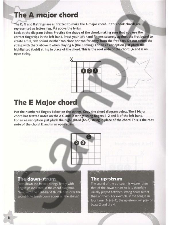 Laura White: Abracadabra Singalong Guitar - Lyrics & Chords Sheet ...