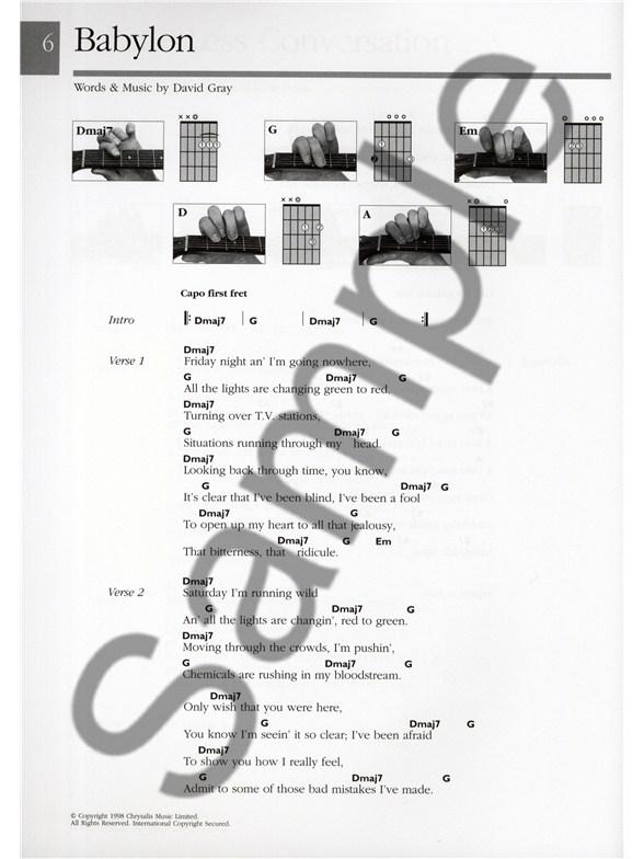 Absolute Beginners: Guitar Songbook - Omnibus Edition - Lyrics ...