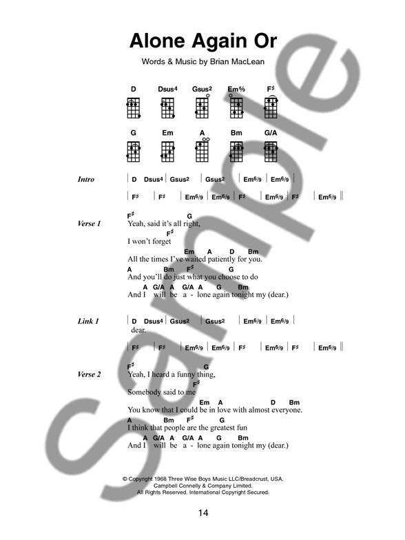 The Little Black Songbook Classic Songs Ukulele Ukulele Sheet