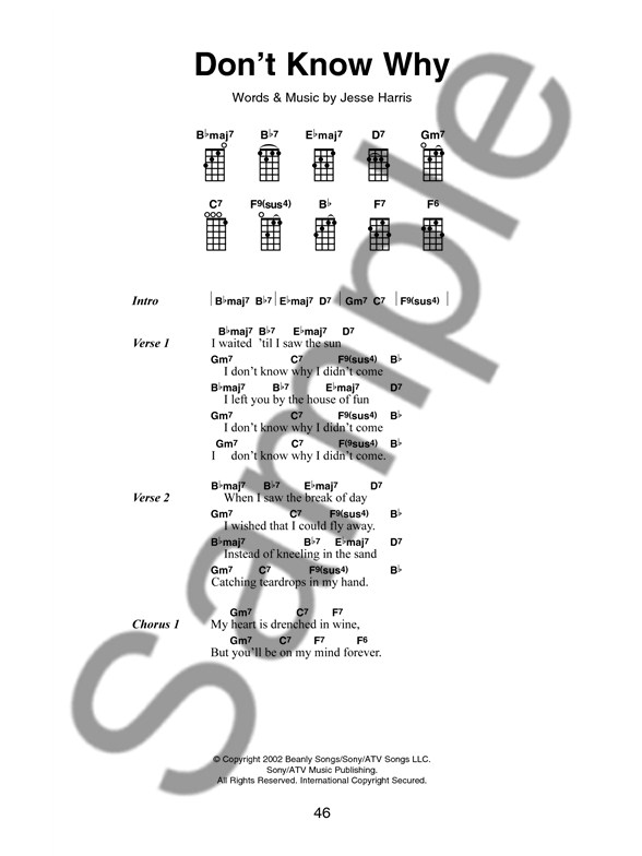 The Little Black Songbook Classic Songs Ukulele Ukulele Sheet