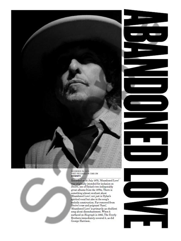 Bob Dylan Bootleg Songbook Piano Vocal Amp Guitar Sheet