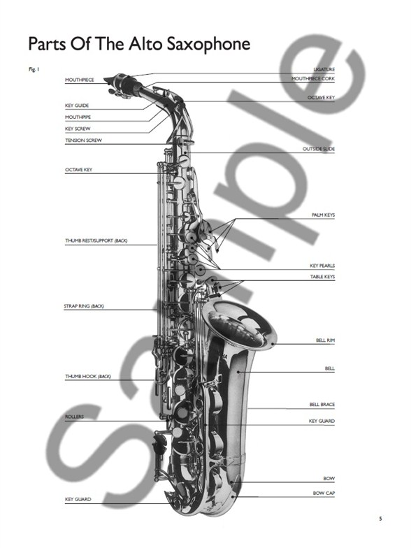 the complete saxophone player book 1 - alto saxophone books