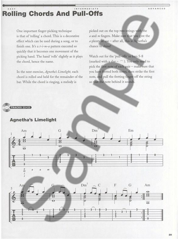 Fast Forward: Finger-Picking Guitar - Guitar Tab Books - Tuition ...