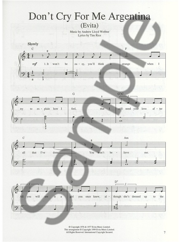 Its Easy To Play Showstoppers Piano Vocal Guitar Sheet Music