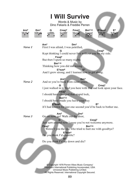 The Little Black Songbook: Pop And Rock - Lyrics & Chords Sheet ...