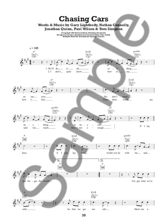 101 Songs For Easy Guitar - Book 8 - Guitar Sheet Music - Sheet ...