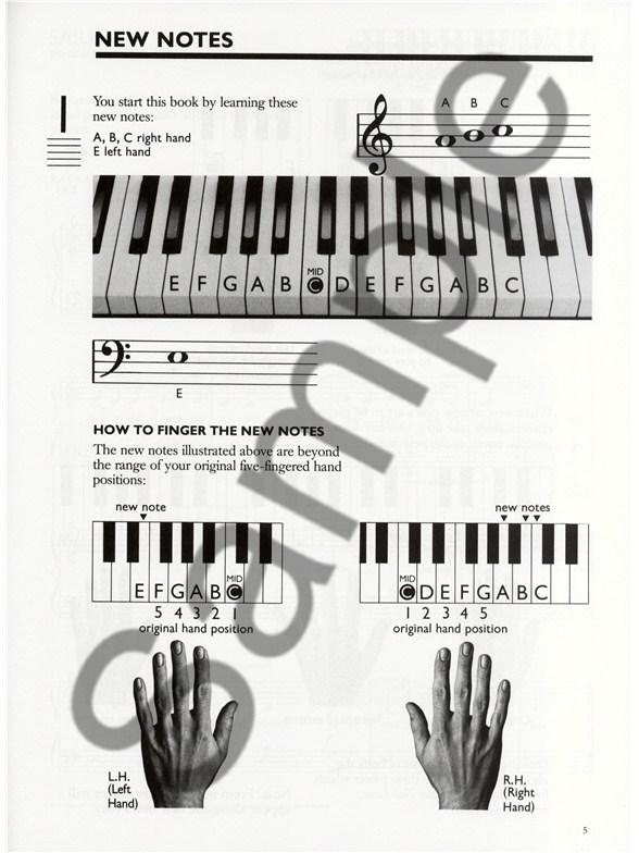 the complete piano player  book 2 - cd edition - piano audio    video