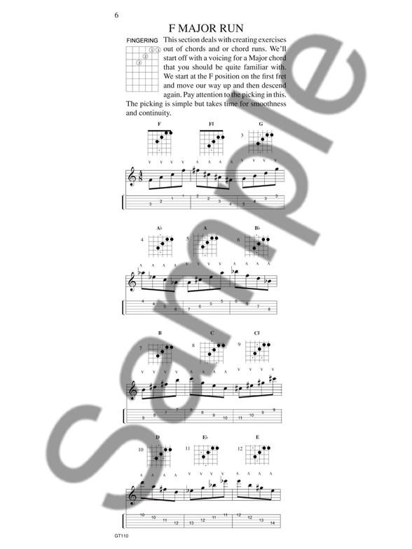 guitar grimoire exercise book pdf