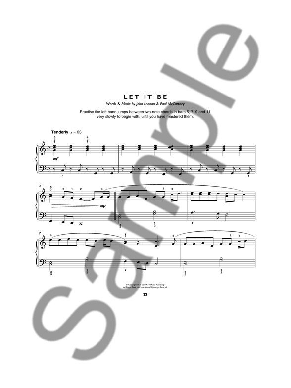 Making The Grade Pop Piano Grade 2 Piano Sheet Music Sheet