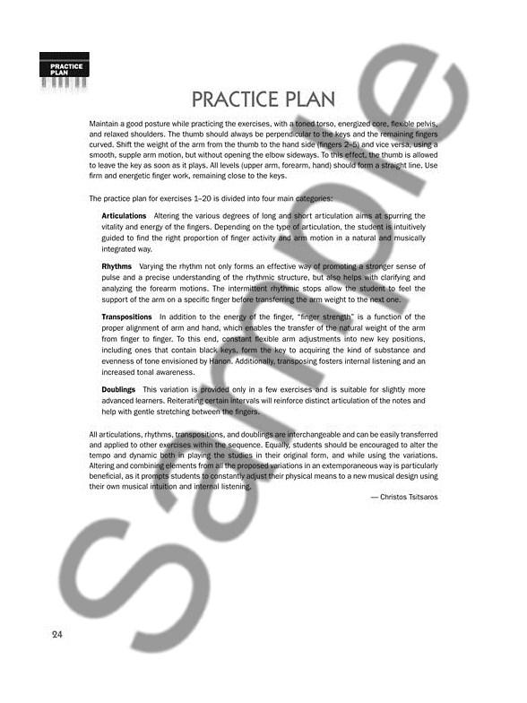 hanon 60 exercises for the virtuoso pianist pdf
