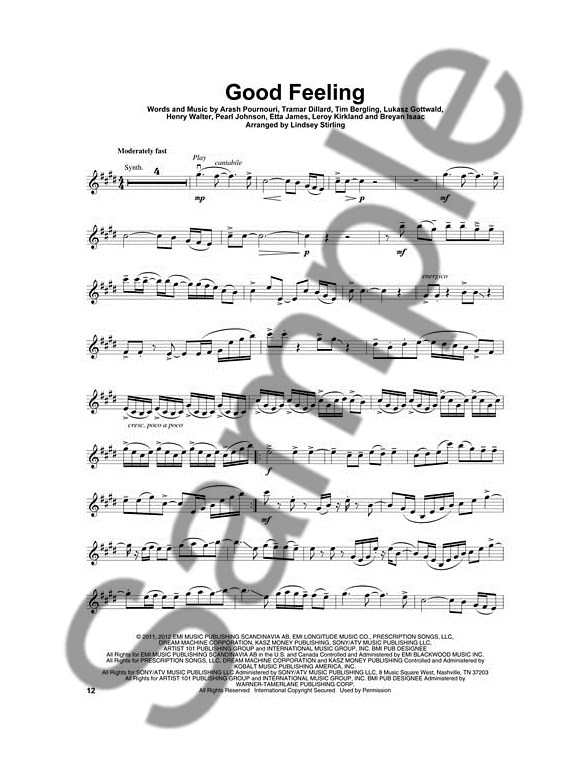 lindsey stirling shatter me sheet music pdf