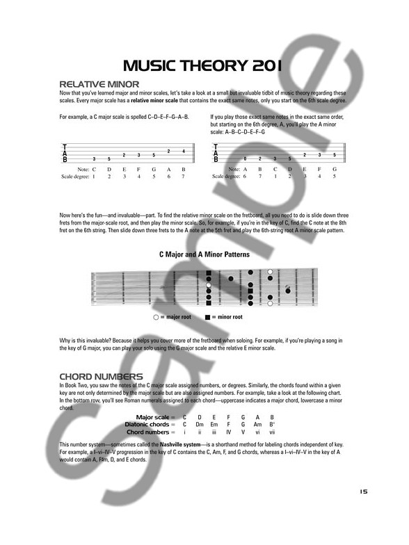 Hal Leonard Guitar Tab Method Book 3 Bookonline Audio Guitar