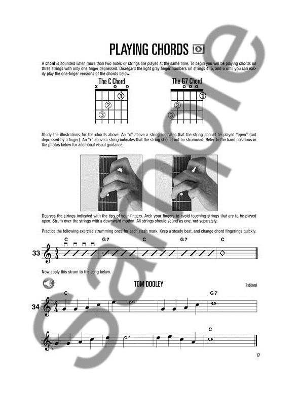 Hal Leonard Guitar Method Book 1 Deluxe Edition Bookonline