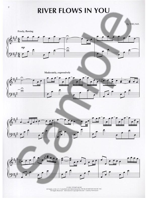 Yiruma Sheet Music Mersnoforum