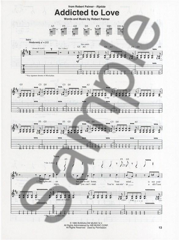 Guitar Tab White Pages: Volume 4 - Guitar Sheet Music - Sheet Music ...