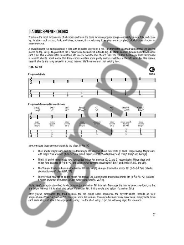 Hal Leonard Guitar Method: Music Theory (Book/Online Audio) - Guitar ...