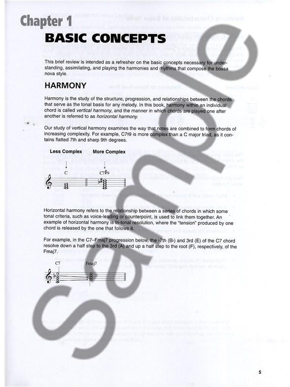 Carlos Arana Bossa Nova Guitar Guitar Sheet Music Sheet Music