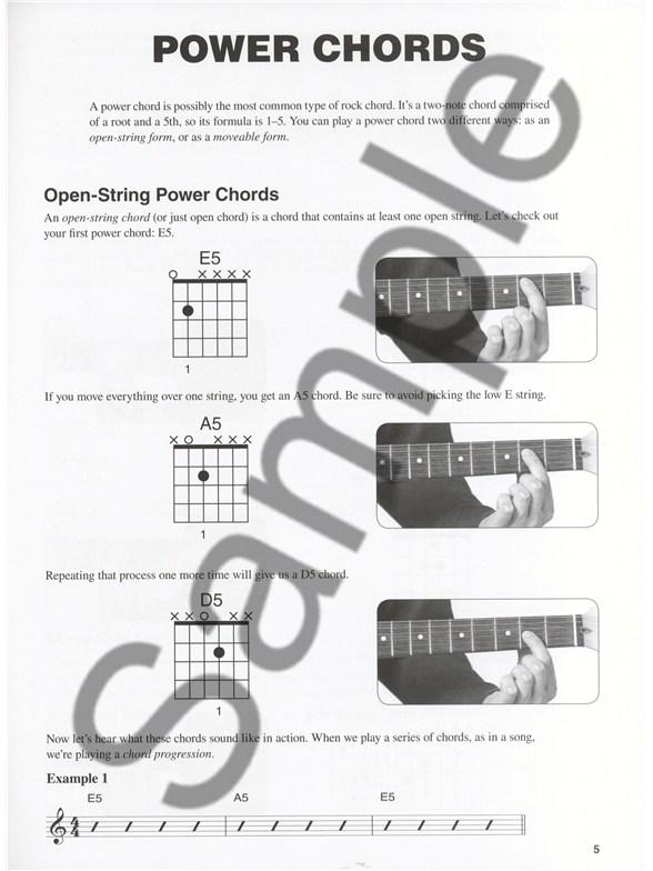 Chad Johnson: Rock Guitar Chords - Guitar Books - Tuition ...