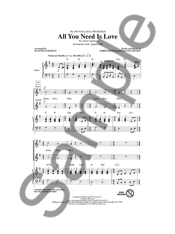 the beatles  all you need is love  2